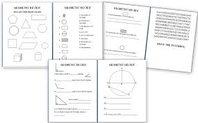 Math–Geometry - Homeschool Den