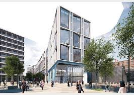 google hq office. The Big G Has Revealed Plans For Proposed King\u0027s Cross HQ, First Purpose-built Google Office Hq