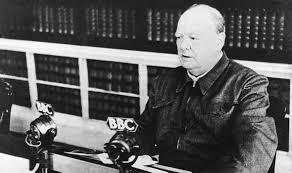 winston churchill secrets of great prime minister s speeches winston churchill broadcasting his speech