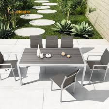 china aluminum outdoor garden furniture