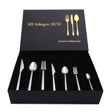 KB Solingen 84 Parça 304 KALİTE Löwe Çatal Kaşık Bıçak Seti Fiyatı ve  Özellikleri - GittiGidiyor