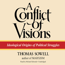 a conflict of visions audiobook by thomas sowell for just  extended audio sample a conflict of visions ideological origins of political struggles audiobook by thomas sowell