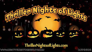 Baybears Halloween Lights Halloween Light Show 2016 Thriller Mobile Al