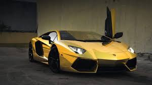 Cool Gold Cars Wallpapers, New Gold ...
