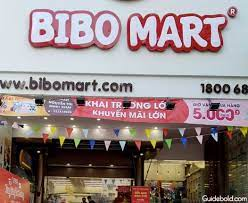 Bibo Mart Nguyễn Thị Minh Khai - Quận 3, Tp HCM