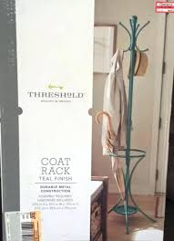 Target Threshold Coat Rack Adorable Lovely Target Coat Rack 32 Clothes At Intended For Portable