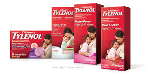 Tylenol Dosage Samples Johnson Johnson Pediatrics
