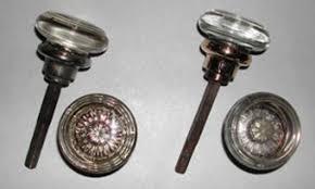 round glass door knobs 1920s1930s77 knobs