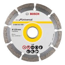 <b>Диск алмазный Bosch</b> 2608615028, алмазный, 125х22.23 мм ...