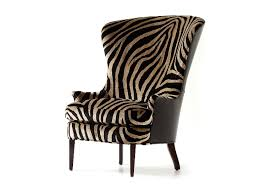 zebra arm chair. Awesome Zebra Arm Chair And Products Wing Chairs Jessica Charles R