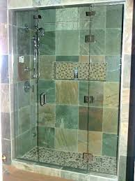 shower screens cost door of glass frameless doors