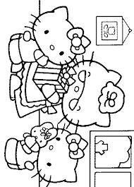 Disegni Da Colorare Hello Kitty Disegni Per Bambini Disegni Di