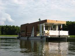 Berlin Outskirts - (brandenburg) House Boat Rental: License-free Houseboat  'manhattan