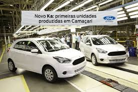 new car launches europeIndiamade Ford Ka Ford Figo debut in Europe in H2 2016