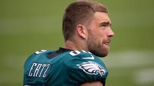 Eagles' Zach Ertz says ankle injury is ...