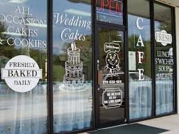 custom vinyl cut window letters numbers and images