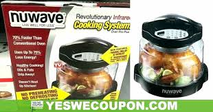 Nuwave Infrared Oven Cooking Chart Nuwave Oven Specifications Conestogaenergy Co