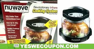 Nuwave Oven Specifications Conestogaenergy Co