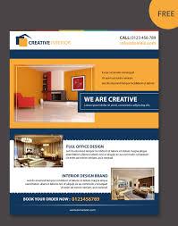 Brochure Template Design Free Interior Design Brochure Template Free Cancerlineuk Net