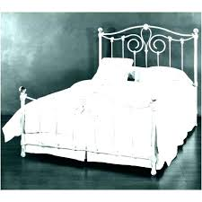white wrought iron bed – rinks.info