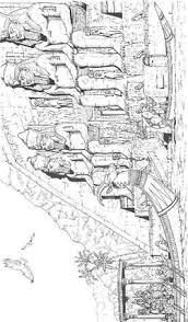 Kleurplaat Nijl Malvorlage Pyramide Ausmalbild 15961 Images