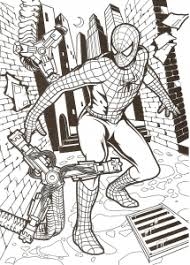 Spiderman coloring pages are a simple and easy way to encourage and enhance creative expression. Spiderman Free Printable Coloring Pages For Kids