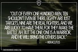 Heraclitus Quotes Simple Heraclitus Warrior Quote 48 Quotes Pinterest Warrior