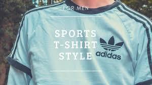 2019年スポーツtシャツのメンズコーデ着こなし方おすすめブランド