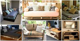 pallets furniture ideas. Incredibly Clever Pallet Furniture Ideas You Should Not Miss Pallets