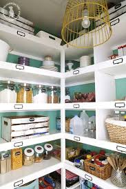 how to build pantry shelves easy step