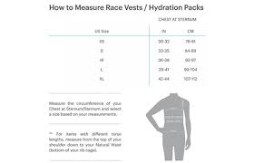 Nathan Size Chart Nathan Vaporhowe 12l Hydration Vest Fully Reviewed