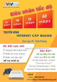 VTVcab Quảng Nam chuyên lắp đặt truyền hình và internet cáp quang.
