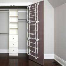 premium wall mounted closet organizer applied to your residence inspiration over the door shoe rack