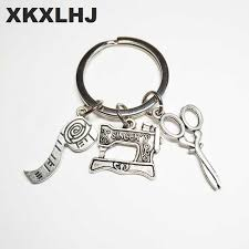 <b>XKXLHJ</b> 2018New tem Sewing Machine Brooch, Seamstress ...