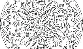 Mandala Coloring Pages Printable Free Cool Mandala Coloring Pages