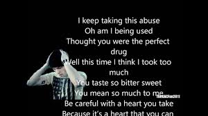 Trapt Product Of My Own Design Trapt Love Hate Relationship By Lyrics Love Hate