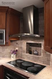 Corner Cooktop Designs 12 Exceptional Ideas Of The Cherry Kitchen Cabinets In