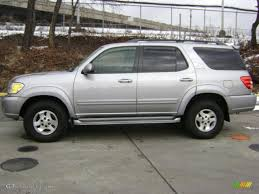 2002 Toyota Sequoia - Information and photos - ZombieDrive