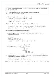 fresh factoring polynomials worksheet best khan academy solving