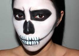 how to how to do skeleton makeup makeup for life makeup for life