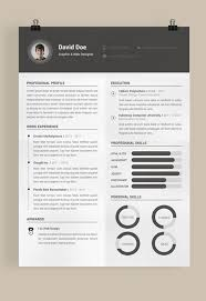 Free Resume Templates Awesome 60 Best Free Resume Templates To Download