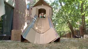 playhouse furniture ideas. Photo 3 Of 5 Cardboard Playhouse | Design Squad - YouTube (beautiful Furniture Amazing Ideas #
