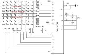 led display circuit diagram ireleast info led display circuit diagram wiring diagram wiring circuit