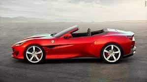 Promociones y ofertas de todos los coches nuevos de la marca ferrari. Ferrari Revelo Un Nuevo Convertible Conoce Su Velocidad Maxima Cnn