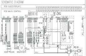 samsung washing machine error code 3e removeandreplace com samsung washing machine electrical schematic diagram wf328aa models