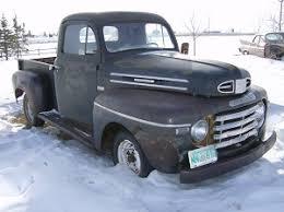 1950 Mercury M-47 – Mercury Pickup