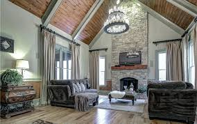 vaulted ceiling lights new cathedral lighting ideas wrought iron chandelier living room