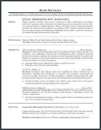 Legal Resume Enchanting Sample Resumes For Experienced Paralegals Legal Resume Letsdeliverco