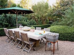 amazing pea gravel patio for your outdoor area with gravels and fire pits