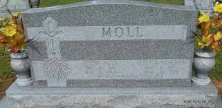 MOLL, ALBERT PETER - Conway County, Arkansas   ALBERT PETER MOLL - Arkansas  Gravestone Photos
